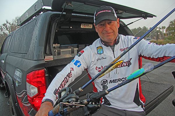 Elite Pro and Phoenix Boats Owner Gary Clouse Living His Dream