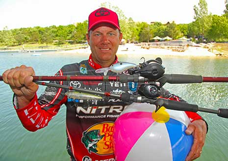 Two Summer Lures VanDam Won't Leave Home Without