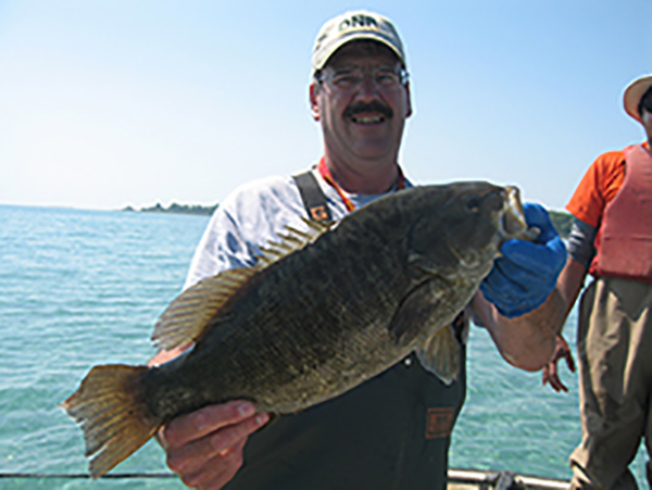 Studies Show Lake Michigan Smallies Will Travel Great Distances