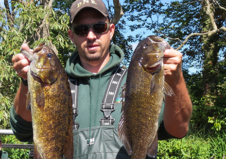 Survey Shows That St. Joe Continues to Produce Nice Bass