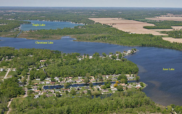 Cass Road Commission Approves Lease for Eagle Lake Access