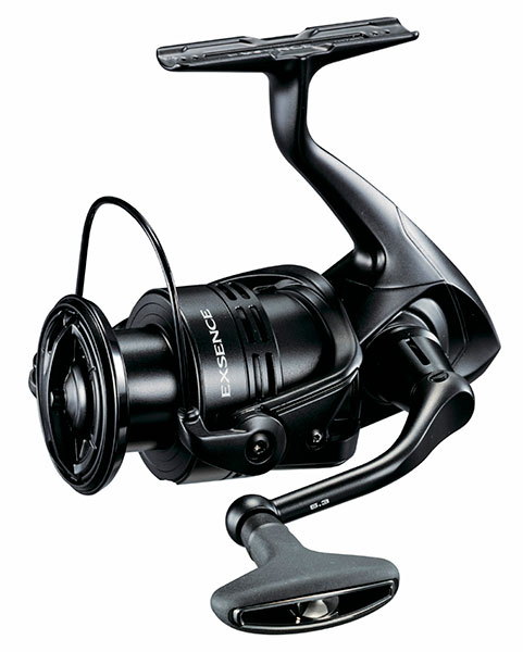 Shimano's New Exsence Spinning Reels Offers Premium Features