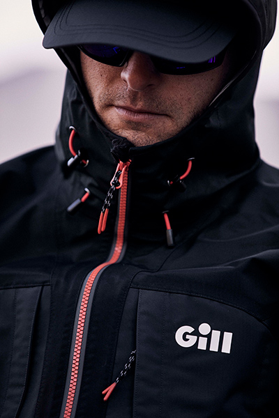 Gill Brings Anglers New Jacket in Foul Weather Wear