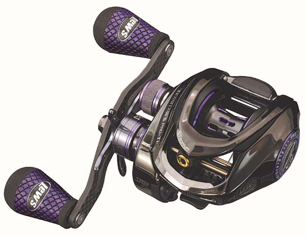 Lew's Unveils Their Lightest, Toughest Reel at Bassmaster Classic