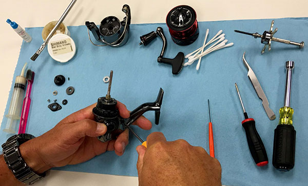 Shimano Adds South Carolina Service/Warranty Center