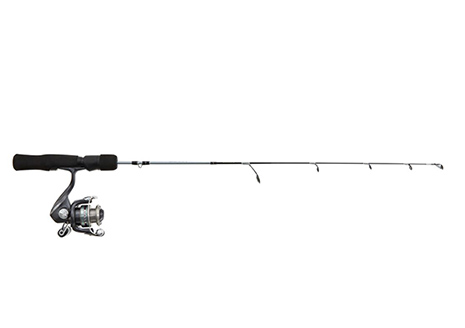 Shimano's New Convergence Rods/Sienna Combos Designed for Ice Anglers