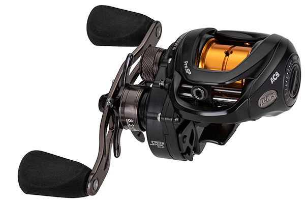 Lew's Introduces New Team Lew's Pro SP Skipping and Pitching Reel