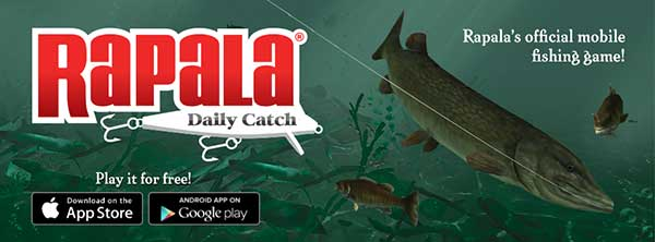 Free Fishing Game from Rapala
