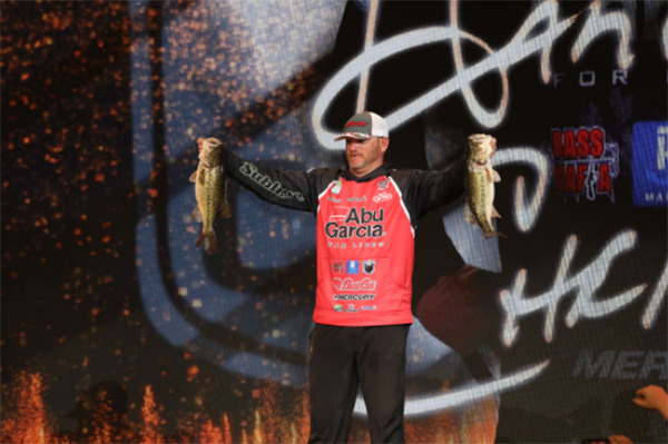 Hank Cherry Dominates From Start To Finish At 50th Bassmaster Classic