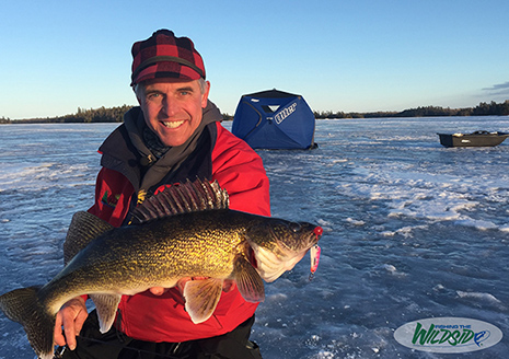 Tips for Finding and Catching Early Ice Walleyes