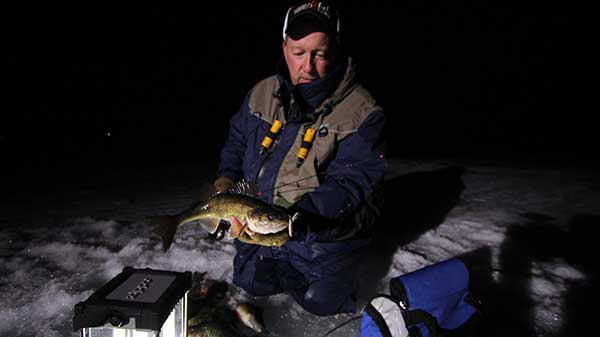After-Work Walleyes and Crappies