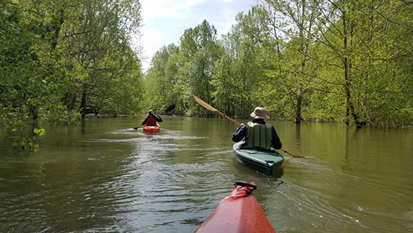 Indiana DNR Launches 'Where to Paddle' Interactive Map