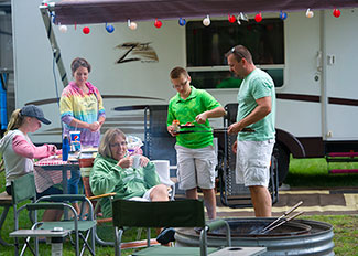 Michigan Alters Campground Reservation Policy