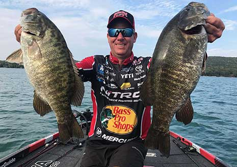 KVD Among Six Inductees Headed to Bass Fishing Hall of Fame