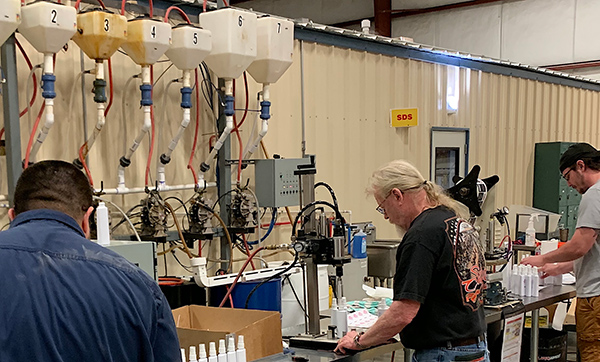 Fishing Lure/Hunting Gear Company to Begin Manufacturing Equipment, Sanitizer for Hospitals