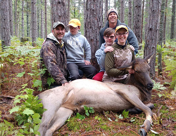 Elk Hunters Successful in Early Season