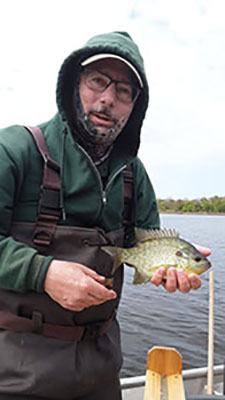 Coldwater and Palmer Lakes Provide Best Opportunities for Redear Sunfish