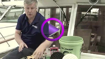 How to Restore the Shine to Fiberglass Gelcoat | BoatUS