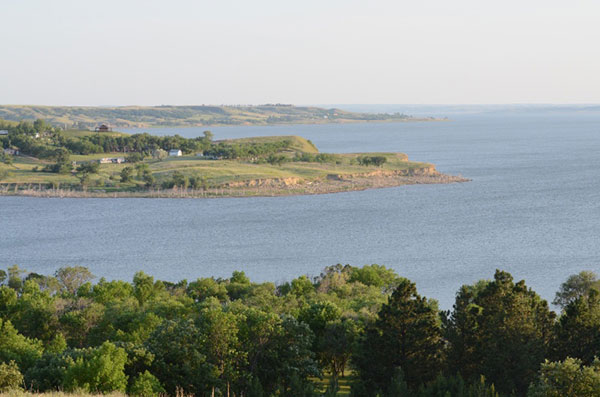 The 2018 Bassmaster Elite Series includes a visit to Lake Oahe, S.D. next season, the first ever visit there by a major bass tournament.