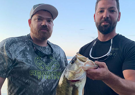 Oldenbergs Win on Tough Night at Portage Lake