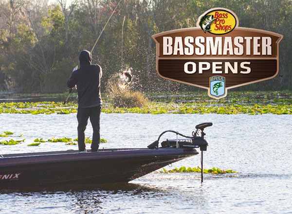 2018 bassmaster opens series set with changes for Michigan bass fishing tournaments