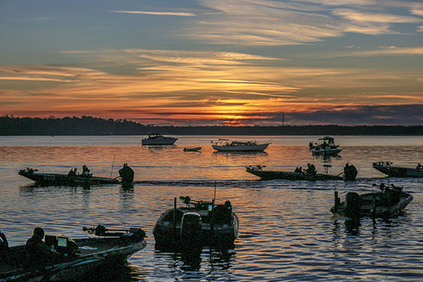 B.A.S.S. Announces Long-Awaited 2021 Bassmaster Elite Series Schedule