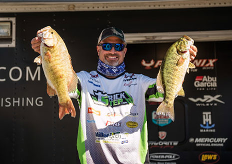 Clarkston's Dobson Wins Toyota Series Event on Detroit River