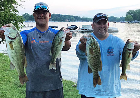 Thomas' Win SMAC on Donnell; Crocker Wins Big Bass with 5 Pounder