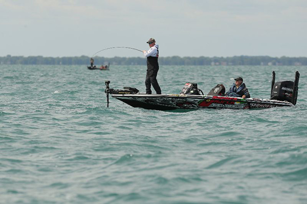 2019 Toyota Bassmaster AOY Championship Will Be Held On Lake St. Clair