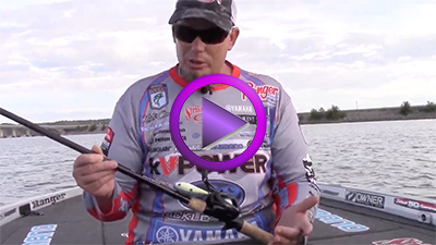 Keith Combs: Features to Look for In a Crankbait Rod