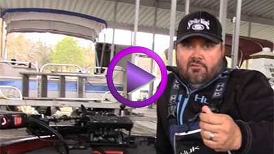 Greg Hackney: My Jig Trailer Choices Based on Speed