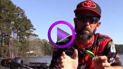 Michael Iaconelli: Conditions to Consider When Choosing Crankbaits