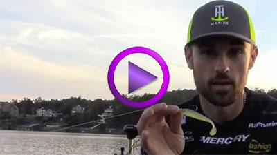 John Crews: Adjust Swimbait Speed with Jighead Weight