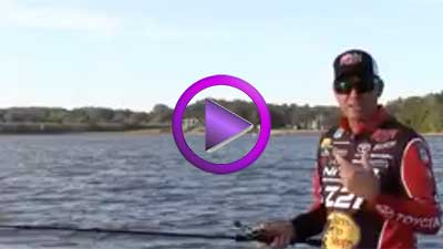 KVD: How to Alternate Jerkbait Cadences Effectively