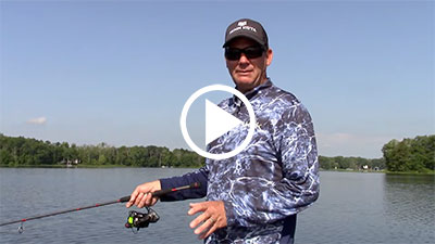 KVD: How to Deal with a Mayfly Hatch