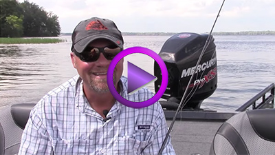 Luke Clausen: Turn Your TRD Worms Into Jig Trailers for Smallies
