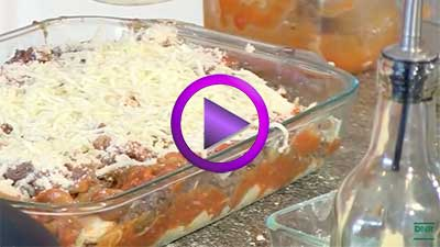 Deep Dish Venison Pizza - CookIN' Gone Wild: Field to Table