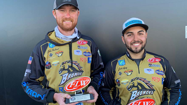 Western Michigan University Wins Abu Garcia College Tournament on Table Rock Lake