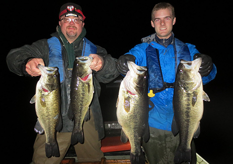 Early Slot Limit Success May Lead to More Bass Lakes Getting Special Regulation