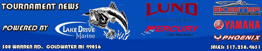 Tournament News Powered By Lake Drive Marine
