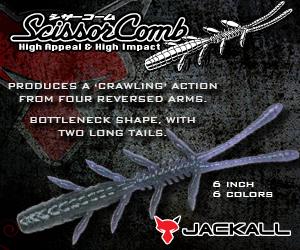 Jackall Scissor Comb