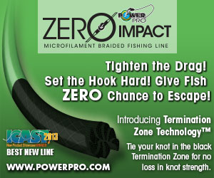 Power Pro Zero Impact Braid