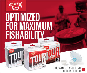 Strike King Tour Grade Fishing Line