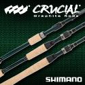 Shimano Crucial Rods