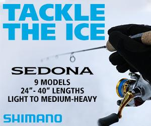 Shimano Sedona Ice Combo