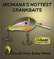 C-Flash Handmade Crankbaits